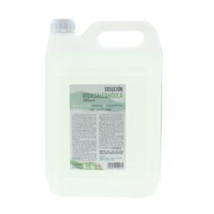 solucion hidroalcoholica 5L